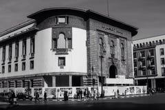 Τράπεζα του Μαρόκου Στοκ φωτογραφία με δικαίωμα ελεύθερης χρήσης