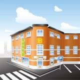 τράπεζα Στοκ Εικόνα