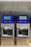 Τράπεζα ATM του Χάλιφαξ Στοκ φωτογραφία με δικαίωμα ελεύθερης χρήσης