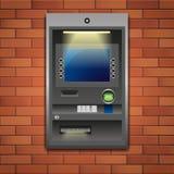 Τράπεζα ATM Στοκ φωτογραφίες με δικαίωμα ελεύθερης χρήσης