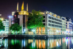 Τράπεζα BCGE Στοκ Εικόνα