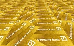 τράπεζα deutsche απεικόνιση αποθεμάτων