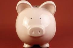 τράπεζα piggy Στοκ εικόνα με δικαίωμα ελεύθερης χρήσης