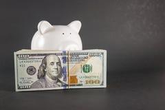 Τράπεζα 015 Piggy Στοκ φωτογραφίες με δικαίωμα ελεύθερης χρήσης