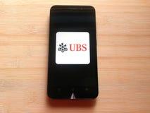 Τράπεζα UBS στοκ εικόνες με δικαίωμα ελεύθερης χρήσης