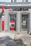 Τράπεζα Unicredit Στοκ Εικόνες