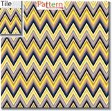 Τρέκλισμα και κεραμίδι γραμμών λωρίδων με το σχέδιο δειγμάτων Διανυσματικό illustra Στοκ Εικόνες