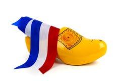 Τρέλα ποδοσφαίρου της Ολλανδίας Στοκ Εικόνες