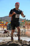 Τρέξιμο λάσπης Στοκ φωτογραφίες με δικαίωμα ελεύθερης χρήσης