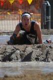 Τρέξιμο λάσπης Στοκ Εικόνα