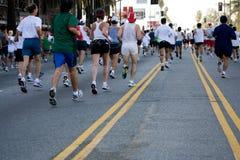 τρέξιμο ανθρώπων Στοκ Φωτογραφία