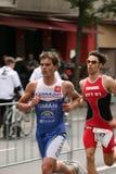 τρέξιμο ανταγωνισμού Στοκ φωτογραφία με δικαίωμα ελεύθερης χρήσης