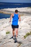 τρέξιμο ατόμων Στοκ Φωτογραφία