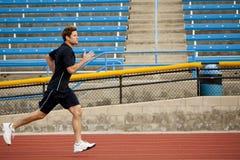 τρέξιμο ατόμων Στοκ Φωτογραφίες