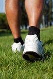 Τρέξιμο ατόμων Στοκ εικόνες με δικαίωμα ελεύθερης χρήσης