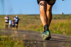 Τρέξιμο βουνών Στοκ φωτογραφίες με δικαίωμα ελεύθερης χρήσης