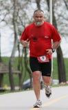 Τρέξιμο για την Ιαπωνία/τον πρεσβύτερο Στοκ Εικόνες