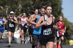 Τρέξιμο διασκέδασης Στοκ Εικόνα