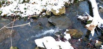 Τρέξιμο κρύου νερού στοκ εικόνες με δικαίωμα ελεύθερης χρήσης