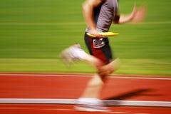 τρέξιμο μπαστουνιών Στοκ εικόνες με δικαίωμα ελεύθερης χρήσης