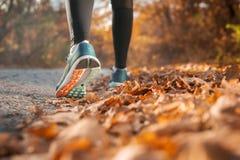 Τρέξιμο ξημερωμάτων Στοκ φωτογραφίες με δικαίωμα ελεύθερης χρήσης