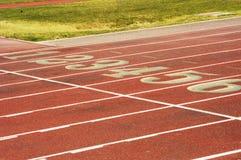τρέξιμο παρόδων Στοκ Φωτογραφίες