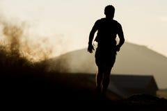 Τρέξιμο πρωινού Στοκ Φωτογραφίες