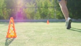 Τρέξιμο σαϊτών, αθλητισμός απόθεμα βίντεο