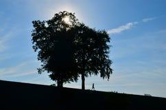 Τρέξιμο στην Κοπεγχάγη στοκ φωτογραφία