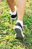 Τρέξιμο στη φύση Στοκ Φωτογραφίες