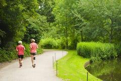 Τρέξιμο στο πάρκο
