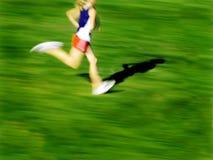 τρέξιμο φυλών Στοκ Εικόνες