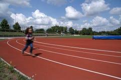 τρέξιμο 2 κατσικιών Στοκ Φωτογραφία