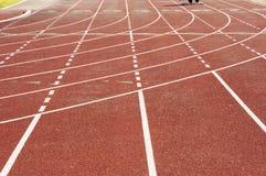 τρέξιμο 2 παρόδων Στοκ Εικόνες