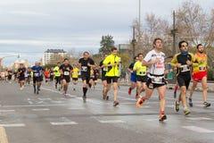 τρέξιμο Στοκ Φωτογραφίες