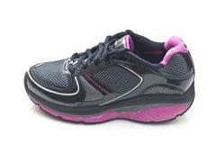 τρέχοντας αθλητισμός παπουτσιών Στοκ Εικόνα