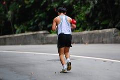 Τρέχοντας ανταγωνισμός στοκ φωτογραφίες με δικαίωμα ελεύθερης χρήσης