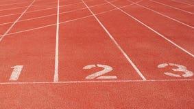 τρέχοντας αρχική διαδρομή & Στοκ Εικόνες
