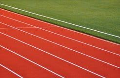 τρέχοντας διαδρομές στοκ εικόνες