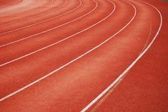 τρέχοντας διαδρομή Στοκ φωτογραφίες με δικαίωμα ελεύθερης χρήσης