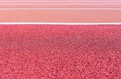 Τρέχοντας διαδρομή με το χαρακτηρισμό Στοκ φωτογραφία με δικαίωμα ελεύθερης χρήσης