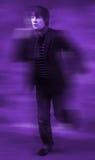 τρέχοντας πίεση Στοκ φωτογραφία με δικαίωμα ελεύθερης χρήσης