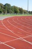 τρέχοντας πανεπιστήμιο δι Στοκ Εικόνες
