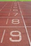 τρέχοντας πανεπιστήμιο δι Στοκ φωτογραφίες με δικαίωμα ελεύθερης χρήσης