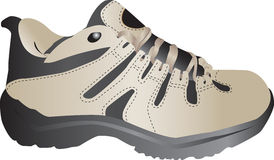 τρέχοντας παπούτσι Στοκ Φωτογραφία