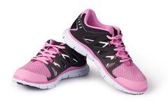 Τρέχοντας παπούτσι Στοκ Εικόνες