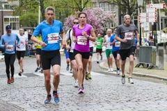 Τρέχοντας παλαιοί δρόμοι Στοκ Εικόνες
