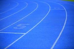τρέχοντας διαδρομή Στοκ Φωτογραφία