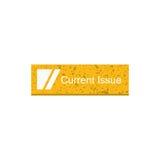 Τρέχον κουμπί ορθογωνίων ζητημάτων Στοκ Φωτογραφία