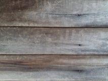 Τρία καφετιά φύλλα του ξύλου Στοκ φωτογραφία με δικαίωμα ελεύθερης χρήσης